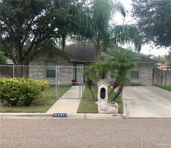 1011 Date Lane, Mission, TX 78572 (MLS #306867) :: The Ryan & Brian Real Estate Team