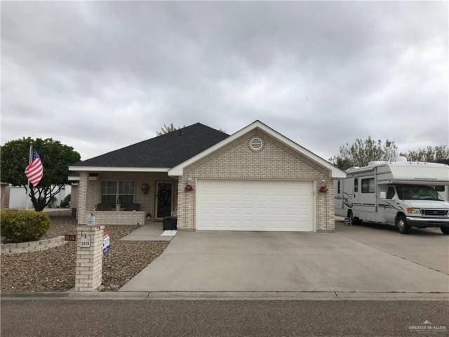 2316 Fairway Court, Palmview, TX 78572 (MLS #306915) :: The Ryan & Brian Real Estate Team