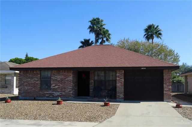1604 Lakeside Drive, Mission, TX 78572 (MLS #306977) :: The Ryan & Brian Real Estate Team