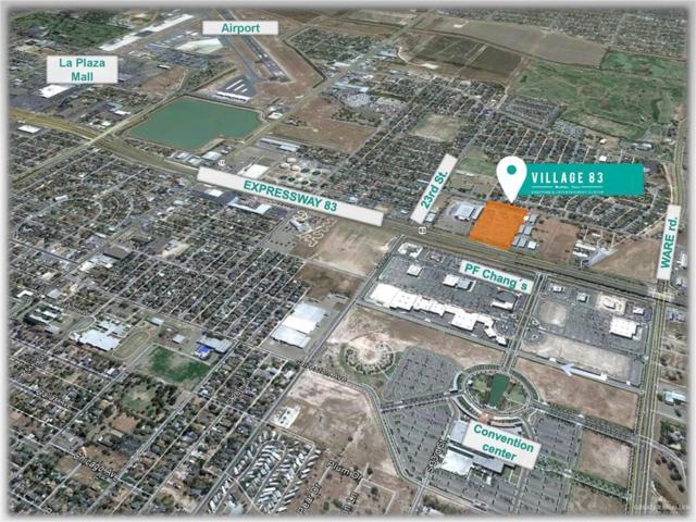 3101 Expressway 83, Mcallen, TX 78501 (MLS #306982) :: Jinks Realty
