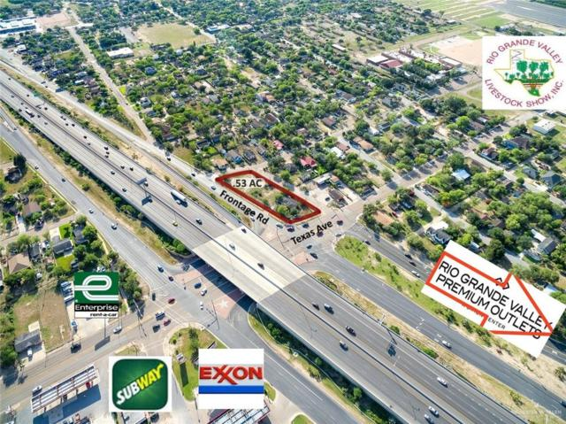 540 N Texas Avenue Lots 15-23, Mercedes, TX 78570 (MLS #307016) :: The Ryan & Brian Real Estate Team