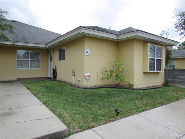 1530 W Hall Acres Road 5C, Pharr, TX 78577 (MLS #307058) :: eReal Estate Depot