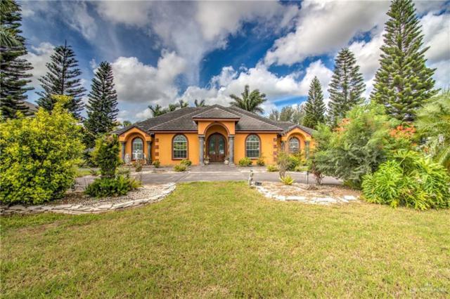 4601 Ponds Edge Road, Palmhurst, TX 78573 (MLS #307077) :: The Ryan & Brian Real Estate Team