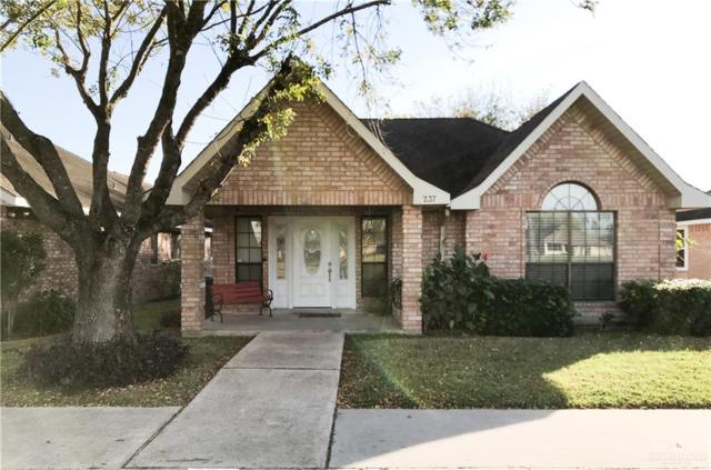 237 Karen Drive, Alamo, TX 78516 (MLS #307120) :: The Ryan & Brian Real Estate Team