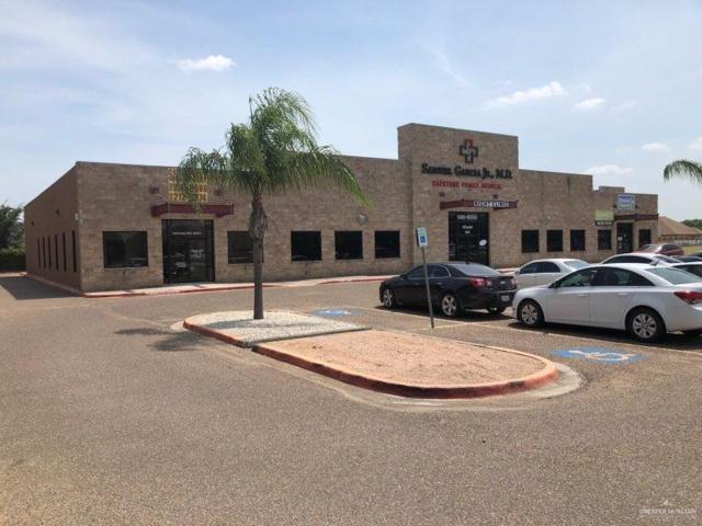 4115 E Pecan Boulevard A, Mcallen, TX 78501 (MLS #307138) :: Jinks Realty