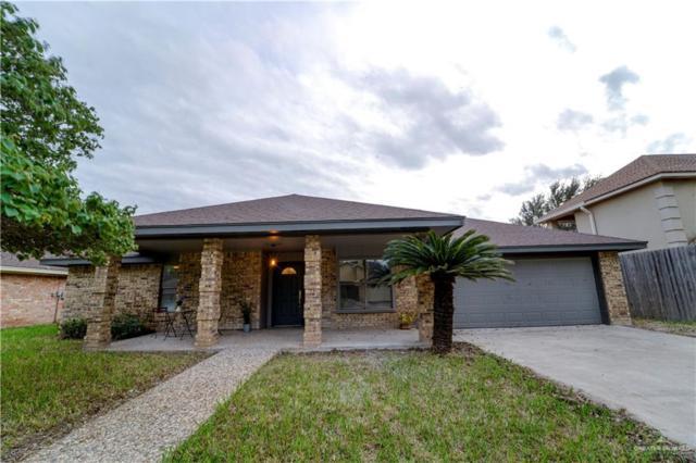 1617 Eagle Avenue, Mcallen, TX 78504 (MLS #307155) :: Jinks Realty