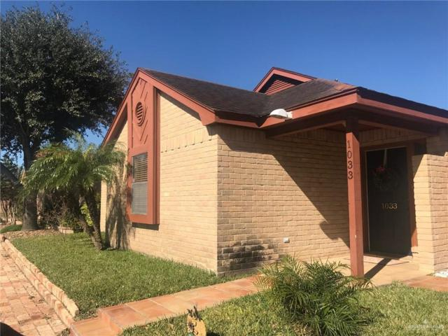 1033 Van Tassel Circle, Edinburg, TX 78539 (MLS #307158) :: Jinks Realty