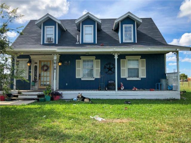 7819 Alicia Drive, Mercedes, TX 78570 (MLS #307214) :: The Ryan & Brian Real Estate Team