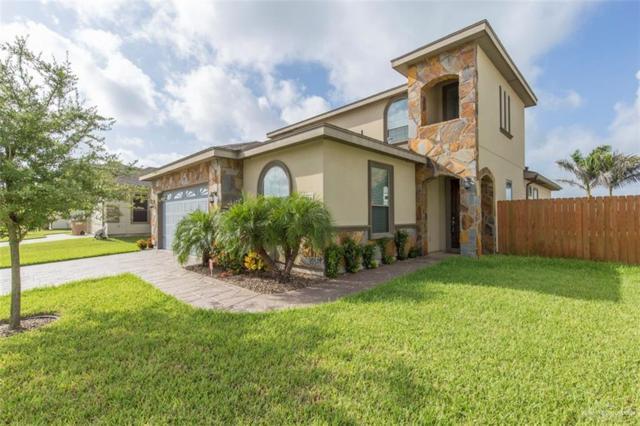 1814 Majella Street, Edinburg, TX 78542 (MLS #307380) :: The Ryan & Brian Real Estate Team