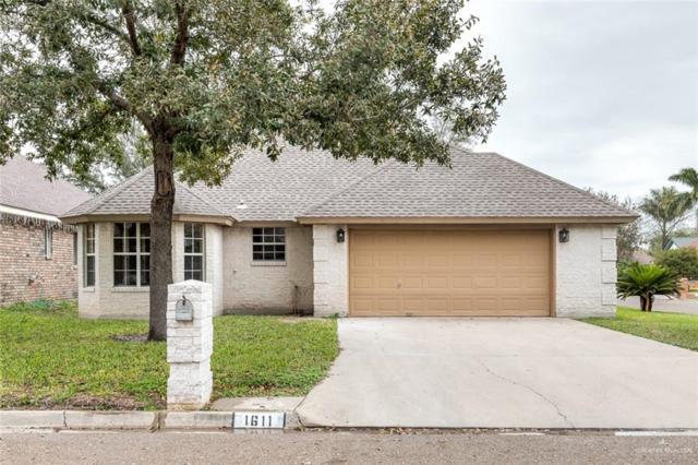 1611 E 24th Street, Mission, TX 78574 (MLS #307384) :: The Ryan & Brian Real Estate Team