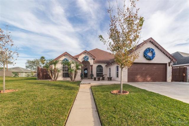 218 N Tecate Drive, Mission, TX 78572 (MLS #307404) :: Jinks Realty