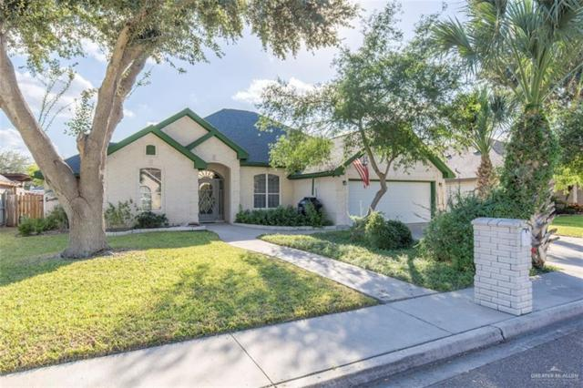 1708 Ebony Circle, Mission, TX 78572 (MLS #307430) :: Jinks Realty
