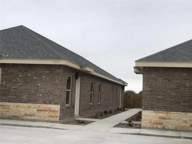 2804 E Garfield Street, Alton, TX 78573 (MLS #307591) :: Jinks Realty
