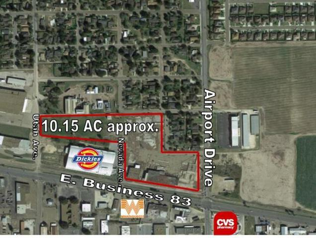 615 E Business 83, Weslaco, TX 78596 (MLS #307611) :: The Ryan & Brian Real Estate Team