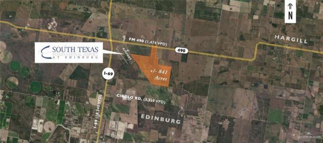 1300 E Fm 490 Road E, Edinburg, TX 78541 (MLS #307651) :: Jinks Realty