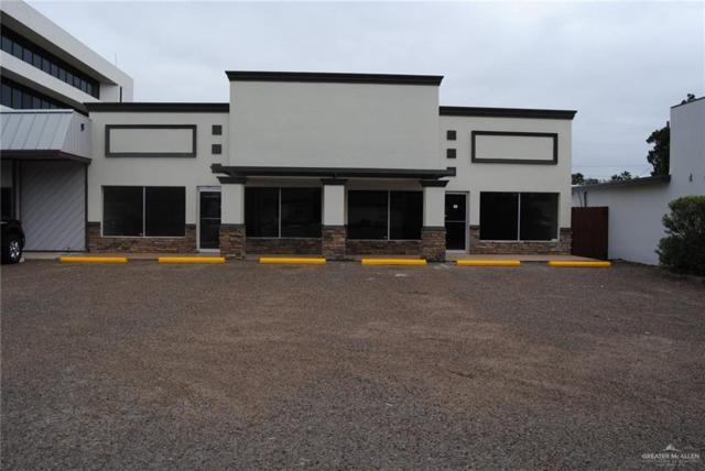 1214 N 10th Street, Mcallen, TX 78501 (MLS #307653) :: Jinks Realty