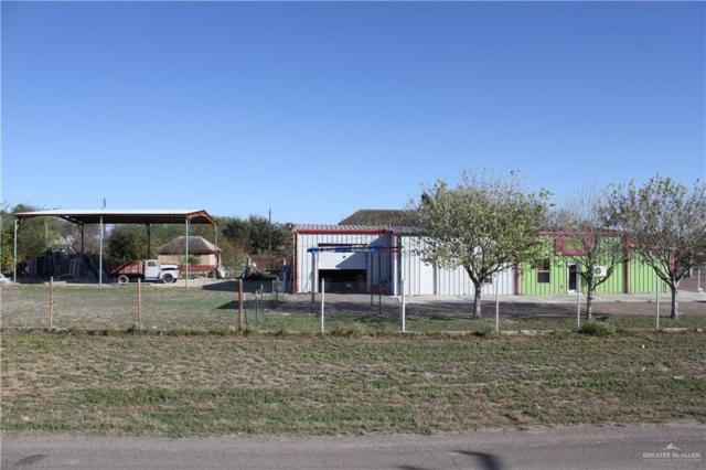 1607 N Tom Gill Road, Penitas, TX 78576 (MLS #307667) :: Jinks Realty