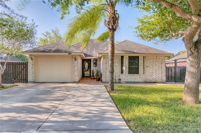 1811 Nora Drive, Edinburg, TX 78539 (MLS #307699) :: The Lucas Sanchez Real Estate Team