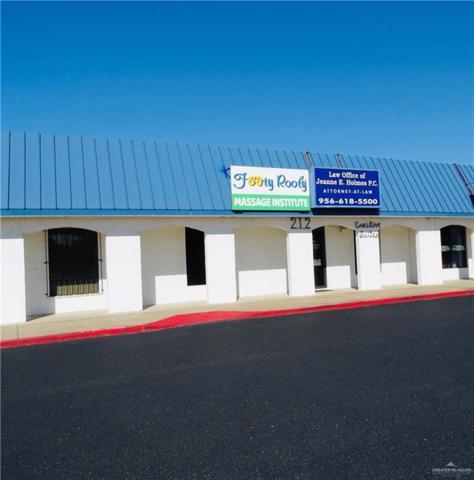212 W Nolana Avenue, Mcallen, TX 78504 (MLS #307743) :: Jinks Realty