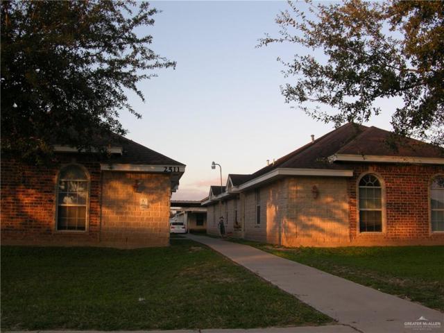 2511 Salvatierra Avenue, Edinburg, TX 78541 (MLS #307754) :: The Ryan & Brian Real Estate Team