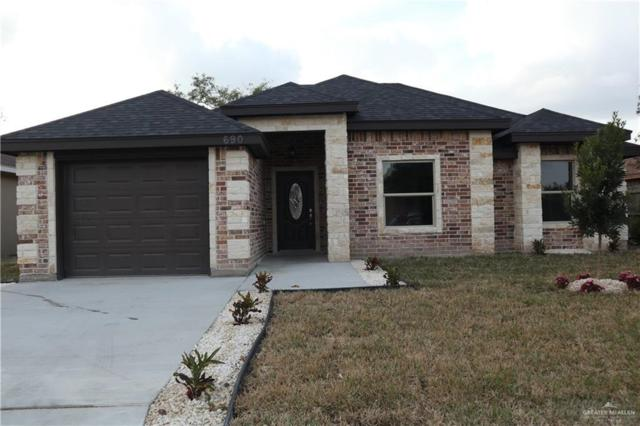 6902 Primavera Street, Pharr, TX 78577 (MLS #307801) :: Berkshire Hathaway HomeServices RGV Realty