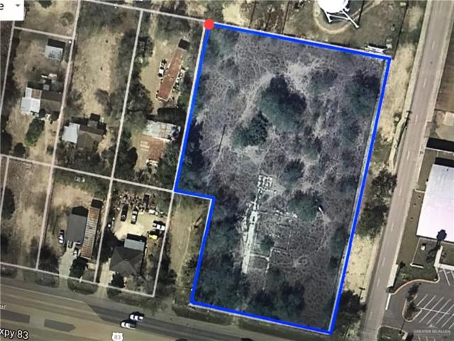 TBD W Expressway 83 Highway, La Joya, TX 78560 (MLS #307827) :: Realty Executives Rio Grande Valley