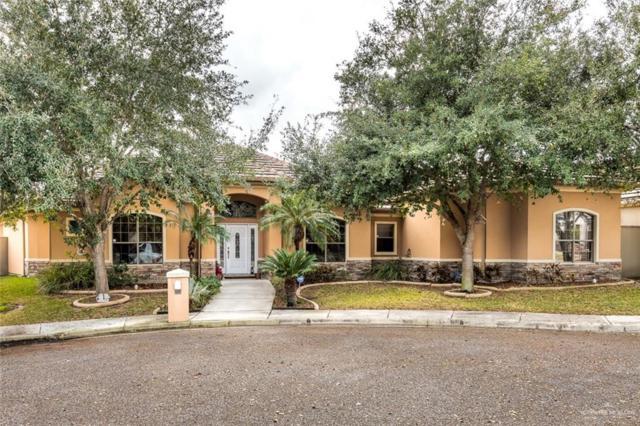 628 E Sandyhills Avenue, Mcallen, TX 78503 (MLS #307877) :: The Ryan & Brian Real Estate Team