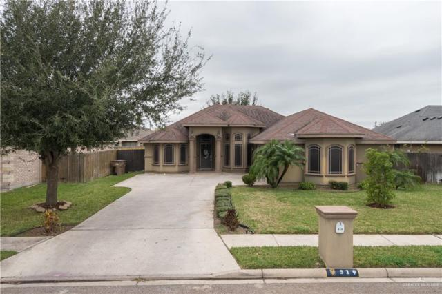 519 Dalobo Boulevard, Edinburg, TX 78541 (MLS #307949) :: The Lucas Sanchez Real Estate Team