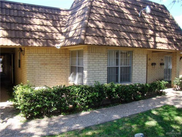 500 E El Rancho Road #23, Mcallen, TX 78503 (MLS #308051) :: eReal Estate Depot