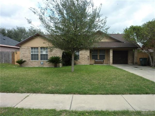 905 Stonegate Drive, Mission, TX 78574 (MLS #308076) :: Jinks Realty