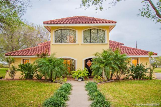 434 Eldora Road, Donna, TX 78537 (MLS #308166) :: The Ryan & Brian Real Estate Team