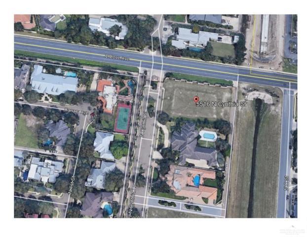 5516 N Cynthia Street, Mcallen, TX 78504 (MLS #309267) :: Jinks Realty