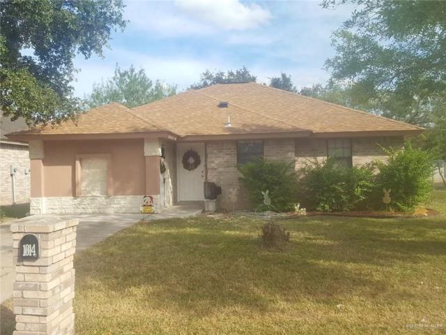 1014 Ruby Avenue, Weslaco, TX 78599 (MLS #309276) :: The Lucas Sanchez Real Estate Team
