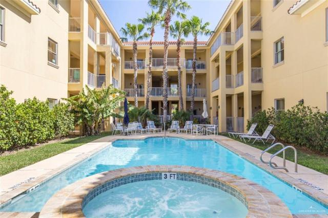 6410 Padre Island Boulevard #305, South Padre Island, TX 78597 (MLS #309313) :: The Ryan & Brian Real Estate Team