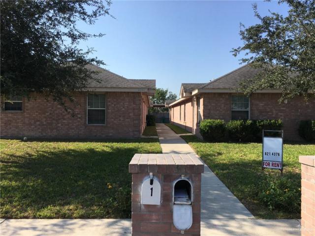 2301 N Erica Street, Pharr, TX 78577 (MLS #309394) :: The Lucas Sanchez Real Estate Team