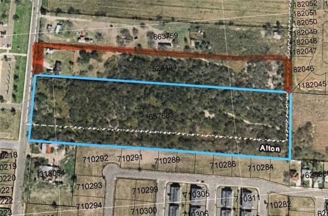 00 N Los Ebanos Boulevard, Alton, TX 78573 (MLS #309426) :: The Ryan & Brian Real Estate Team