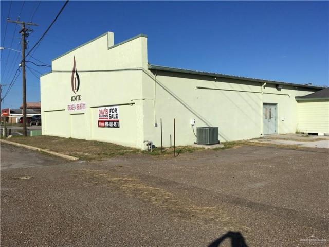 1205 S 7th Street, Raymondville, TX 78580 (MLS #309458) :: The Ryan & Brian Real Estate Team