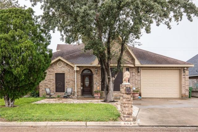 803 Meadow Wood Drive, Donna, TX 78537 (MLS #309463) :: The Ryan & Brian Real Estate Team