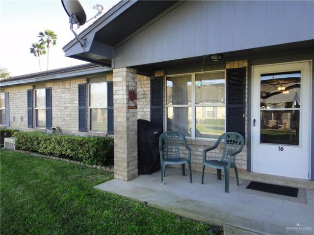 807 E 21st Street #16, Mission, TX 78572 (MLS #309515) :: eReal Estate Depot