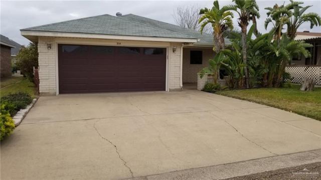 514 Aquarius Street, Mission, TX 78572 (MLS #309723) :: The Ryan & Brian Real Estate Team