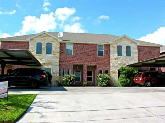 414 S 48th Lane S, Mcallen, TX 78501 (MLS #309728) :: The Ryan & Brian Real Estate Team