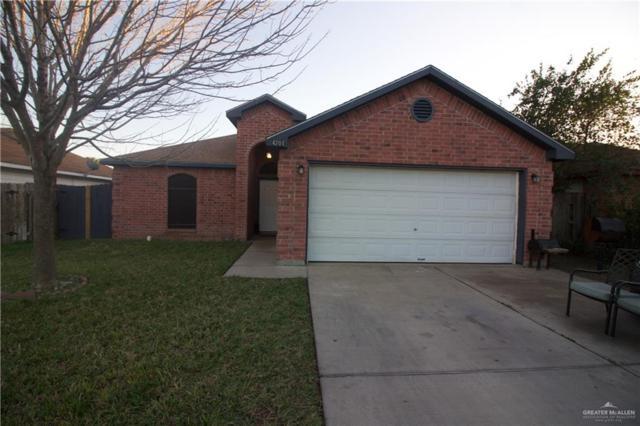 4701 Sandpiper Avenue, Mcallen, TX 78504 (MLS #309841) :: The Ryan & Brian Real Estate Team