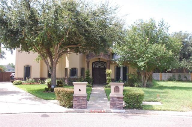 1708 Stonegate Drive, Mission, TX 78574 (MLS #310074) :: The Ryan & Brian Real Estate Team