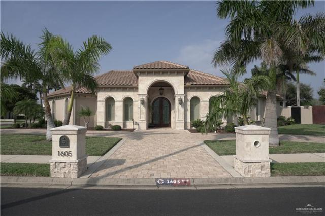 1605 Crown Pointe Boulevard, Mission, TX 78572 (MLS #310363) :: The Lucas Sanchez Real Estate Team