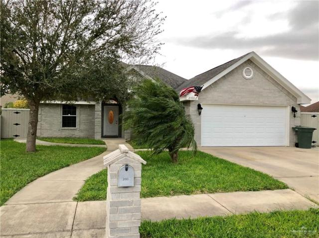 2100 Mayfair Street, San Juan, TX 78589 (MLS #310387) :: The Ryan & Brian Real Estate Team