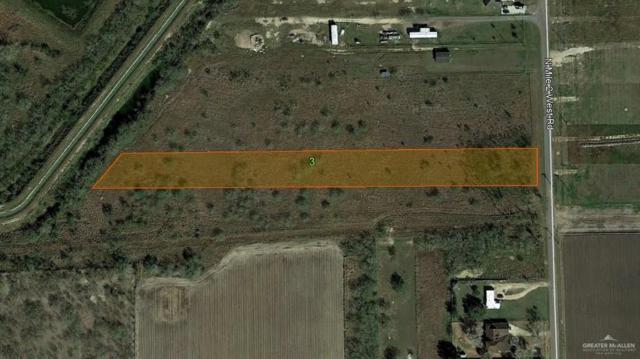 n/a Lot 3 Mile 2 W Road, Edcouch, TX 78538 (MLS #310390) :: HSRGV Group