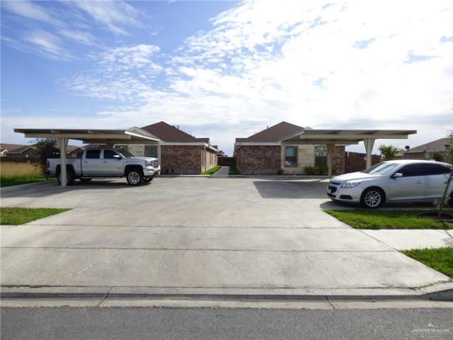3214 Luz Divina Street, Edinburg, TX 78542 (MLS #310499) :: The Ryan & Brian Real Estate Team