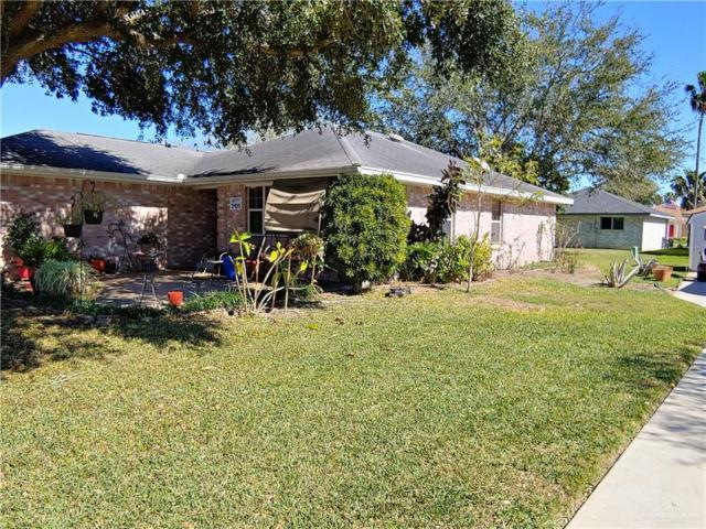 2101 Green Gate Circle W, Palmview, TX 78572 (MLS #310666) :: The Ryan & Brian Real Estate Team