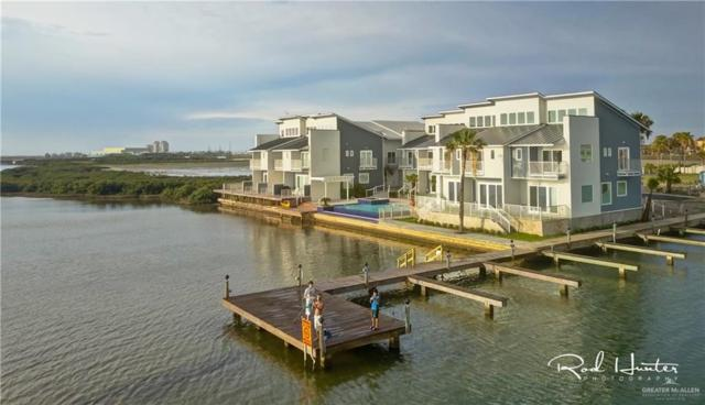 6101 E Padre Boulevard E #501, South Padre Island, TX 78597 (MLS #310906) :: Jinks Realty