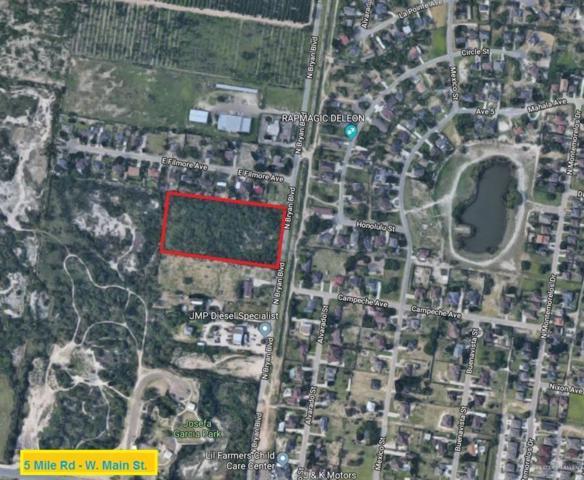 5.25 N Bryan Road, Alton, TX 78574 (MLS #310915) :: The Ryan & Brian Real Estate Team